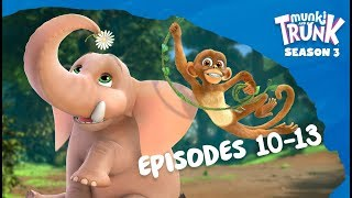 M&T Full Episodes S3 10-13 [Munki and Trunk]