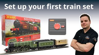 How to set up your first Train Set