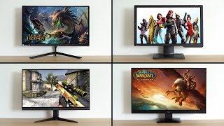Dell vs BenQ vs Acer vs Sceptre - Best Gaming Monitor under $200?