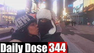 WELCOME TO NEW YORRRK!! - #DailyDose Ep.344 | #G1GB