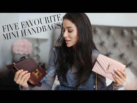 My Favourite Small Designer Bags + Discounts | Tamara Kalinic