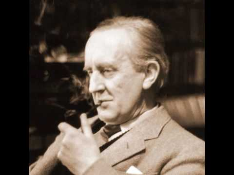 A recording of J. R. R. Tolkien singing Sam's Rhyme of the Troll.
