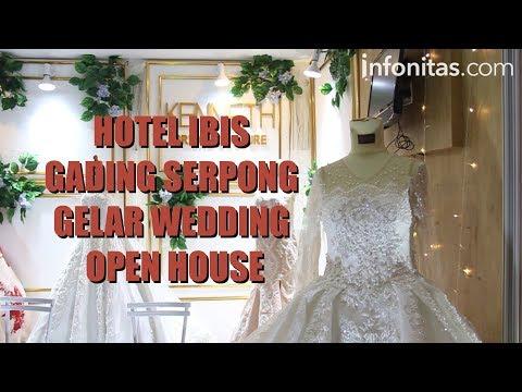 Hotel Ibis Gading Serpong Gelar Wedding Open House