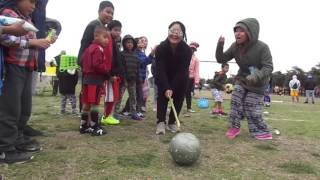 DKF - Jan 2 2016 Before Karen New Year Ceremony (Fun And Games  ) Part 2