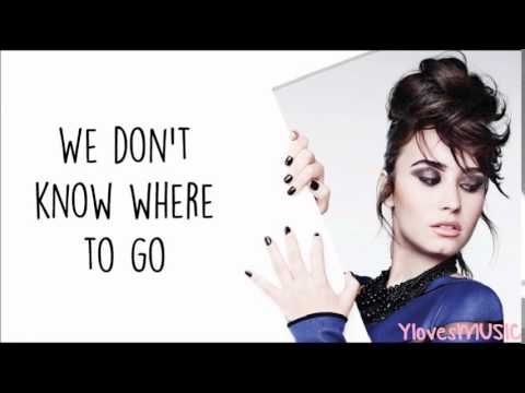 Demi Lovato - Two Pieces (Lyrics)