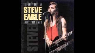 Steve Earle    Angry Young Man: The Best Of Steve Earle