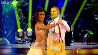 Nicky Byrne & Karen Hauer Quickstep to 'Hey Pachuco' - Strictly Come Dancing 2012 - Week 3 - BBC One
