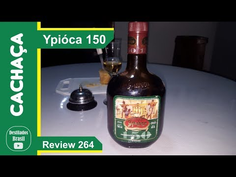 Ypióca 150 – Cachaça – Review 264