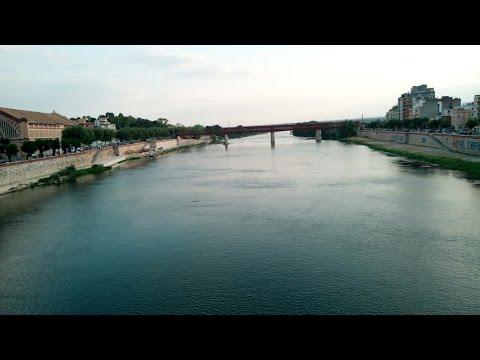 Travesia a NADO. Ebro 13k .Baixada del Renaixement 2016. JC BREVA