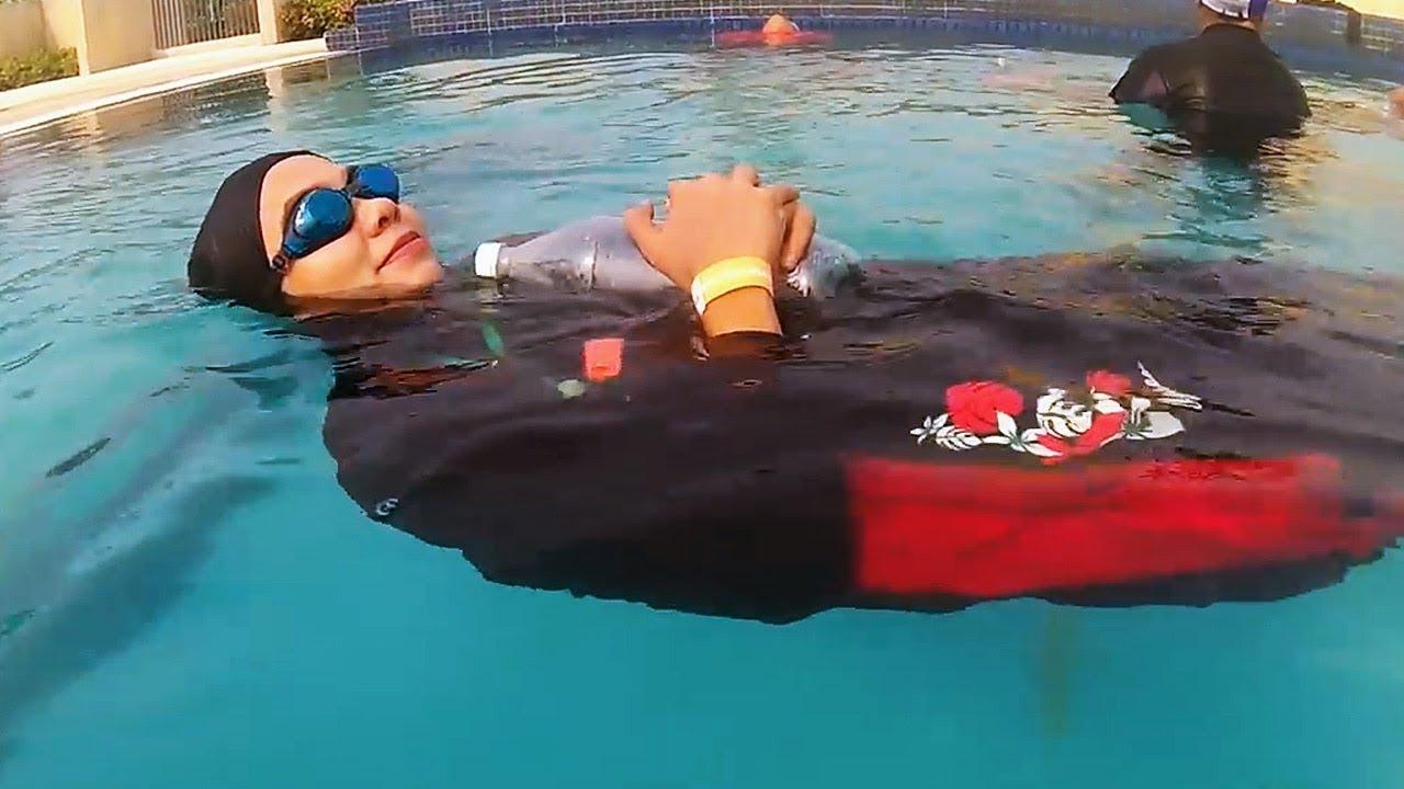 Teknik Mengapung Di Atas Air Ini Telah Menyelamatkan Banyak Nyawa