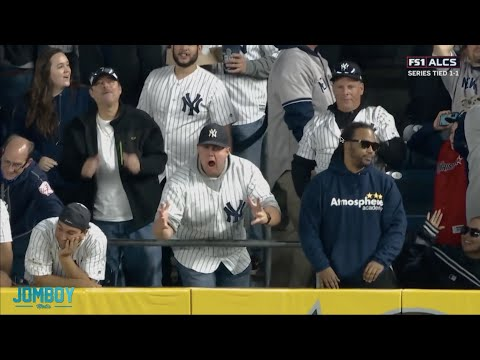 Didi Gregorius Just Misses a Game-Changing Home Run, a breakdown