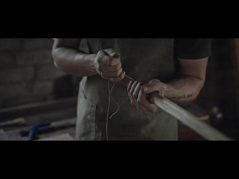 English Longbow Making