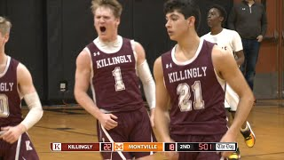 Highlights: Killingly 69, Montville 58