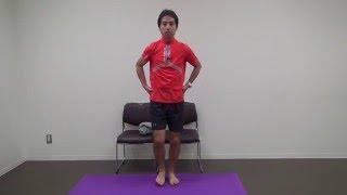 【膝のケガ予防におすすめ】内側広筋の強化エクササイズ!