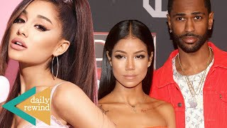 R&B Singer Jhené Aiko SHADES Ariana Grande On 'None Of Your Concern' Feat  Big Sean! | DR