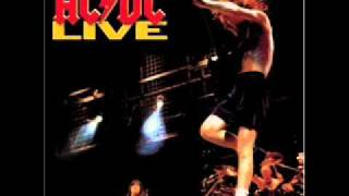 AC/DC That ' s The Way I Wanna Rock ' N ' Roll (live '92)