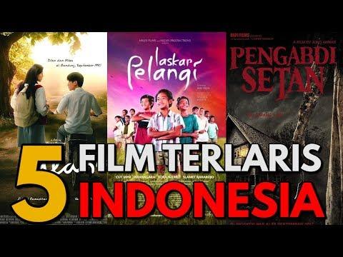 Dilan 1990 atau warkop dki reborn  film indonesia terlaris sepanjang masa