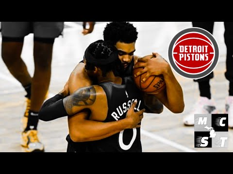 Timberwolves Shopping Karl Anthony Towns & D'Angelo Russell in Summer