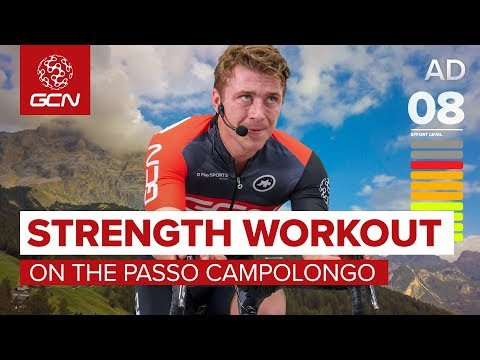 Quick HIIT Indoor Cycling Workout | 22 Minute Strength Intervals