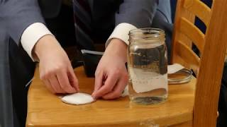 Water Into Wine Object Lesson