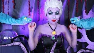 Disneys URSULA Makeup Tutorial