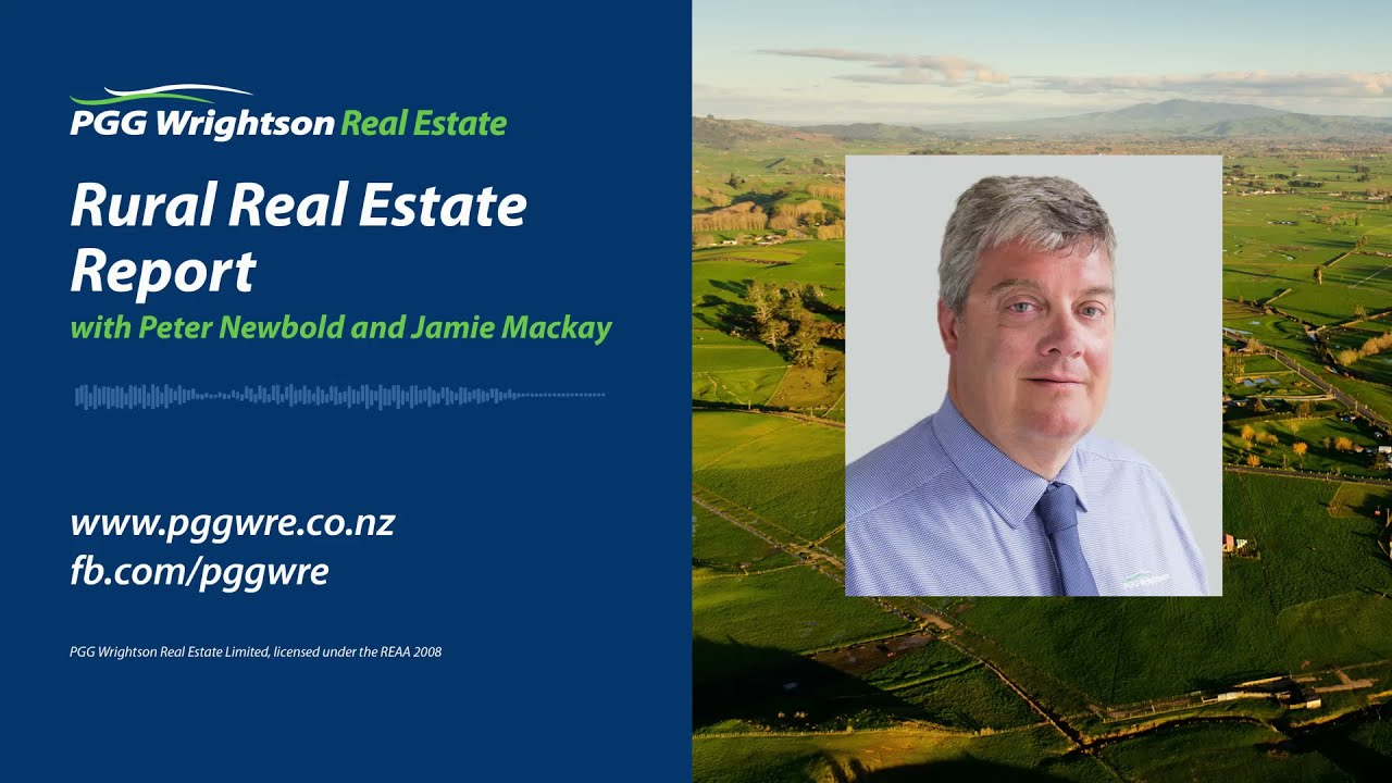 Real Estate Report: Peter Newbold