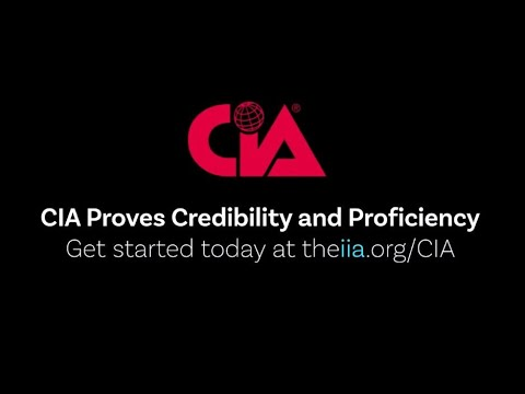 Certified Internal Auditor (CIA) P1 2020 - Frequently asked ...