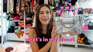Whats In My Closet~ Devon Lee Carlson