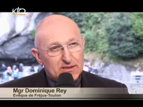 Mgr Dominique Rey - Diocèse de Fréjus-Toulon