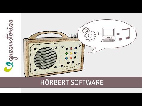 Vorschau: Hörbert GRAVIERT Musikspieler mit Abschaltautomatik MP3