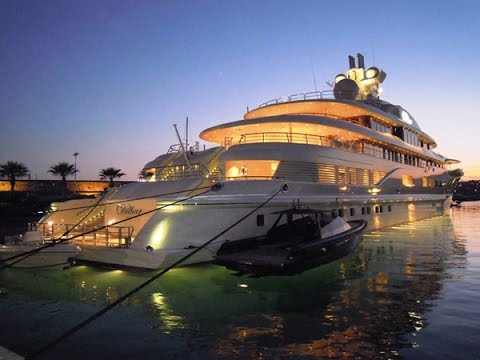 TOP 10 MOST EXPENSIVE YACHTS 2017