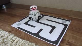 Мой робот Maze Breaker