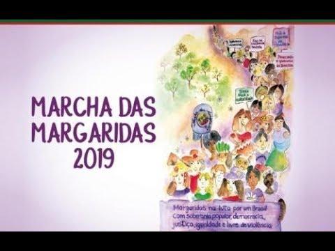 Marcha das Margaridas acontecerá nos dias 13 e 14 de agosto