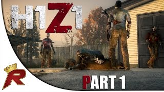 """H1Z1 Gameplay - Part 1: """"First Impressions"""" w/ Giveaway (Early Access)"""