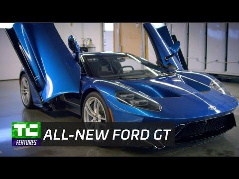 Americau0027s Fastest Racing Car The All-New Ford GT 2017 Supercar Is The Remake Of A Legend! u2014 Steemit & Americau0027s Fastest Racing Car: The All-New Ford GT 2017 Supercar Is ... markmcfarlin.com