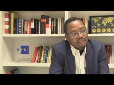 """Activista dice que Guinea """"ya no es materia reservada como en tiempos de Franco"""""""