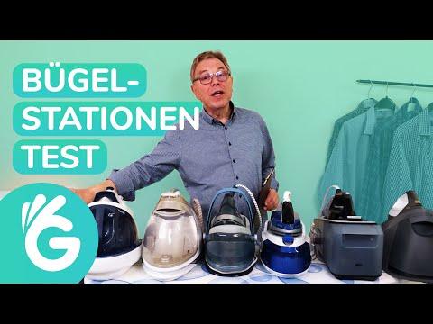 Dampfbügelstation Test – 7 Bügelstationen im Vergleich