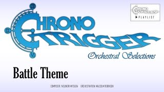 Chrono Trigger - Battle Theme (Orchestral Remix)