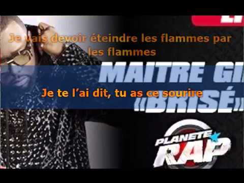 Maitre Gims  - Brisé [ Lyrics; Paroles]