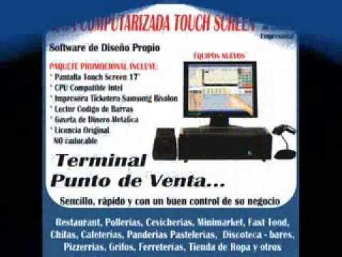 Visitec Peru - CAJAS COMPUTARIZADAS, CAJAS REGISTRADORAS, SOFTWARE PARA PUNTOS DE VENTA
