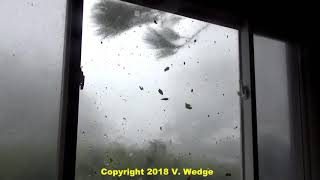 October 10, 2018 - Hurricane Michael - Callaway, Florida