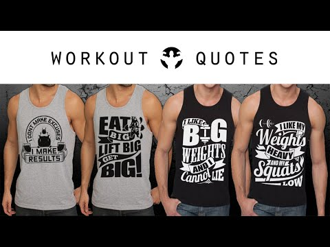 mp4 Motivational Workout Quotes Shirts, download Motivational Workout Quotes Shirts video klip Motivational Workout Quotes Shirts
