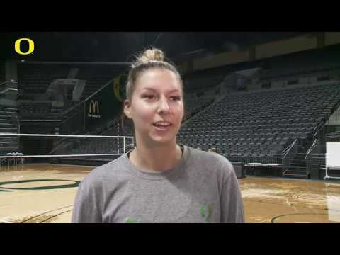 """Willow Johnson: """"I feel like our team chemistry right now is great."""""""