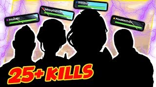 WARNING: If You See This Squad In Your Game LEAVE The Match! - Fortnite Season 4 Gameplay