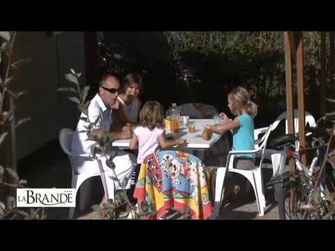 clip du camping La Brande