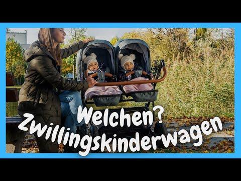 ✅ TOP5 Zwillingskinderwagen im Test (2020) |  Geschwisterwagen, Zwillingswagen