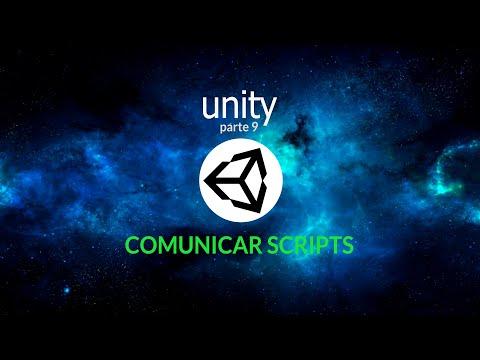 Introducción a Unity. Parte 9. Comunicar scripts