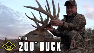 "The Hunt For #4 (200"" Buck) - Part 3"
