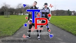 2012 STREETOMEDY SET | @TwistandPulse | TnP Dance