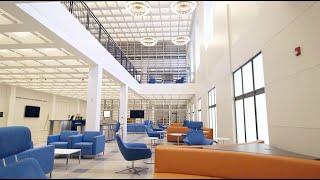 Philadelphia Free Library - Modern Library Design To Bridge The Digital Divide